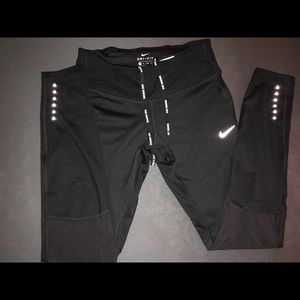 NEW W/O TAGS NIKE RUNNING DRI-FIT LEGGINGS